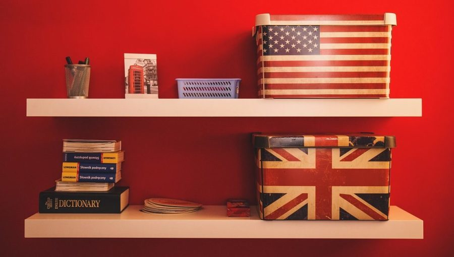 Difference between US English and UK English